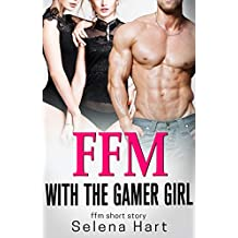 Sharing Him with the Gamer Girl: First Time FFM Short Story