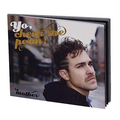 Fotobuch YO, CHECK THE PERM! - Für Dauerwellen-Freaks!