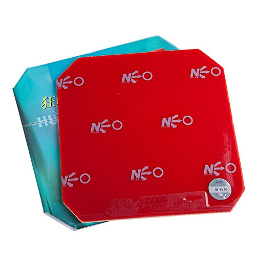 DHS NEO Hurricane 3 Table Tennis Rubber Sheet Ping Pong Rubber