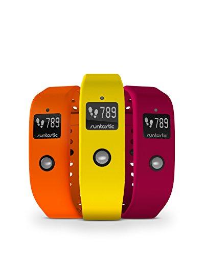 Runtastic Colored Wristbands for Runtastic Orbit
