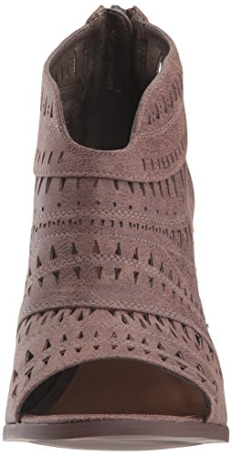 Sin Groove Bootie Taupe mujer clasificar de Thang Ankle q7rPw8xOq