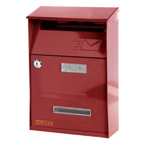 Maurer - Buzó n de acero barnizado en color rojo, modelo Signal P0015006720519