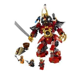 LEGO Ninjago 9448 Samurai - Samurai Ninjago Lego Mech