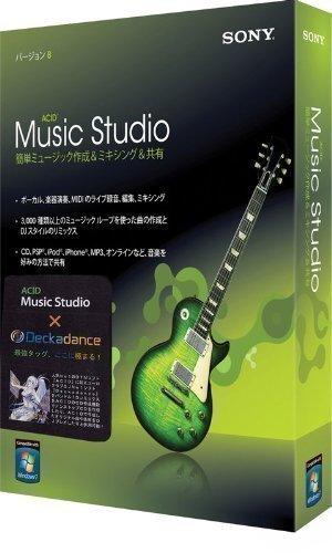 ACID MUSIC STUDIO 8 + DD BUNDLE B003VLDMZK Parent