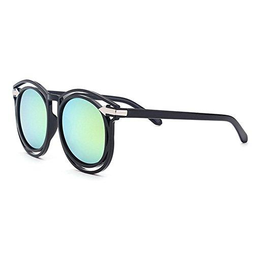 e10429b912 80% OFF Gafas De Sol Vintage Coreano Gafas De Sol A Cielo Abierto Grandes  Gafas