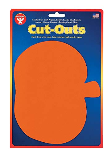 Bright Shapes - 40 count, 7