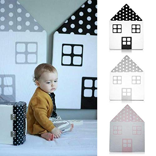 FOONEE Baby Play Mat,Cotton Crawling Mat for Playroom & Nurs