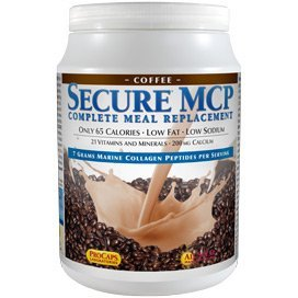 Secure MCP Complete Meal Replacement – Coffee