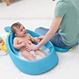 Skip Hop Moby Three-Stage Baby And Toddler Bath Tub , Blue