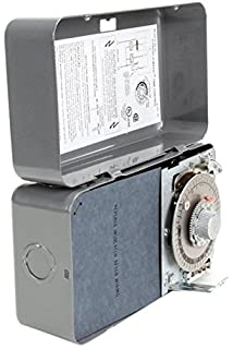 supco s8145 20 complete commercial defrost timer replaces paragon paragon 8145 20 defrost timer 240 volt