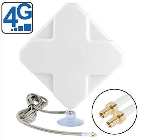 35DBI 3G 4G LTE TS9 SMA Antenne Für Huawei E176G E1820 E392 E398 E3276 E5776 (1)