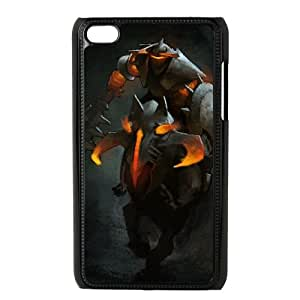 iPod Touch 4 Case Black Defense Of The Ancients Dota 2 CHAOS KNIGHT 002 PD5263755
