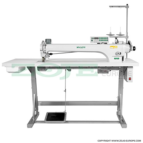 ZOJE - Industrial Sewing Machine - Lockstitch - Long Arm 80 cm - Fully...
