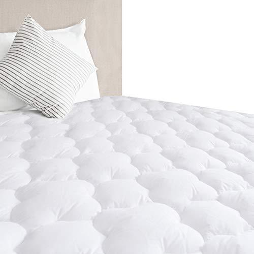 Full Duck - Pillowtop Mattress Pad Cover 8