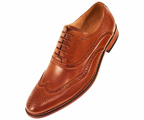 Buy mens colored dress shoes - 9