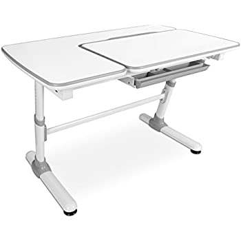 Mount It! Childrenu0027s Desk Ages 3 To 12, Kids School Workstation, 47
