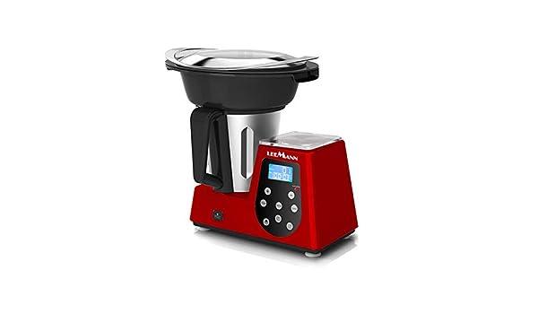 Robot multifunción Thermo Multi Cooker rojo: Amazon.es: Hogar