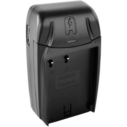 Watson Compact AC/DC Charger for DMW-BLF19 Battery -For Panasonic DMW-BLF19 Type Battery