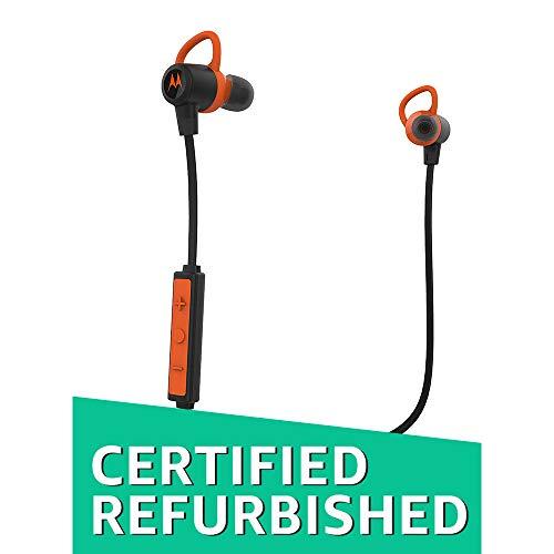 Motorola SH002A VerveLoop+ Super Light, Waterproof, Wireless Stereo Earbuds (Renewed)