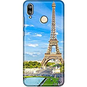 Huawei P20 Printed Mobile Cover