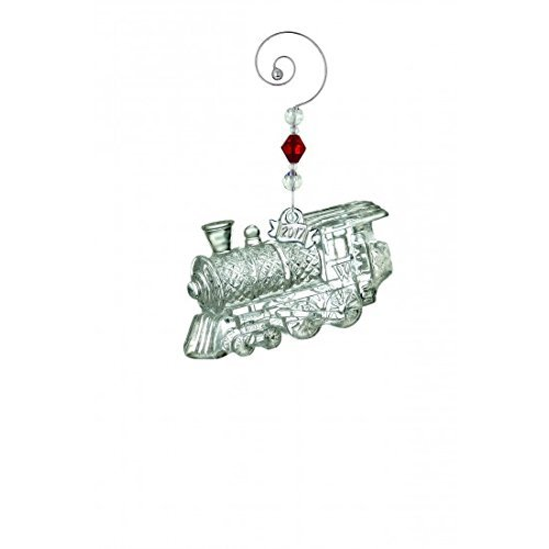 Holiday Train Ornaments (Waterford Train Engine Ornament)
