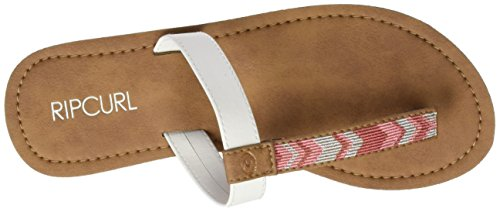 Rip Curl Tgtcw1, Chanclas para Mujer Marrón (Sand /      Off White)
