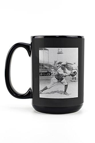 Del Pratt, St. Louis Browns (Baltimore Orioles), Baseball Photo (15oz Black Ceramic Mug - Dishwasher and Microwave Safe)