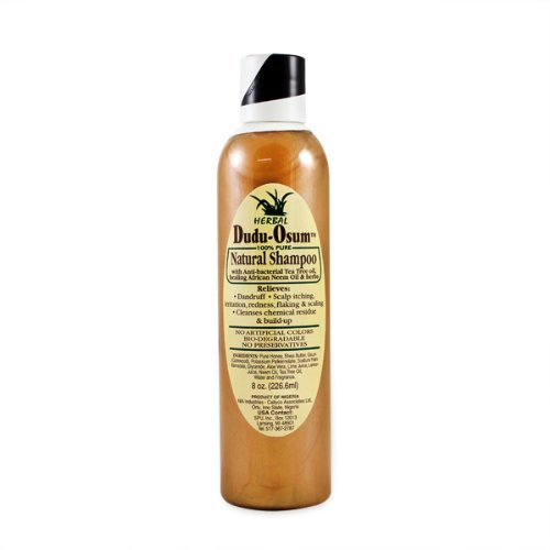 Dudu-Osum Natural Shampoo 8oz shampoo by Tropical Naturals