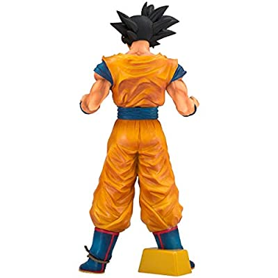 Banpresto Dragon Ball Z Grandista Resolution of Soldiers Son Goku Action Figure: Toys & Games
