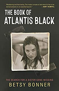 Book Cover: The Book of Atlantis Black: The Search for a Sister Gone Missing