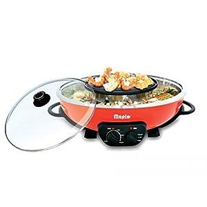 Maple-Enjoy Suki & BBQ/ Hot Pot-MH8208 by Maple
