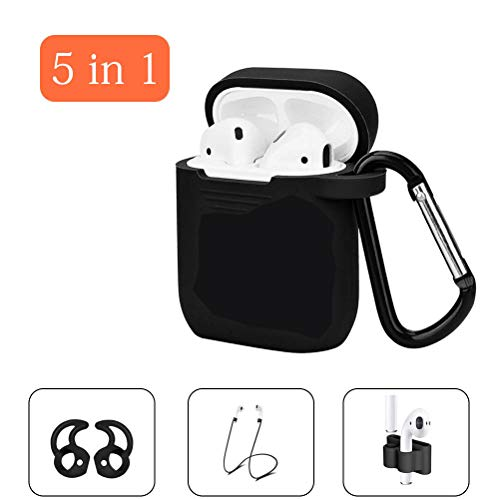 Airpods Case 5 in 1 Airpods Accessories Set, Portable & Prot