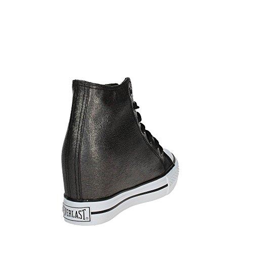 Everlast EV-240 Haute Sneakers Femme Noir c5JLJSdSUy