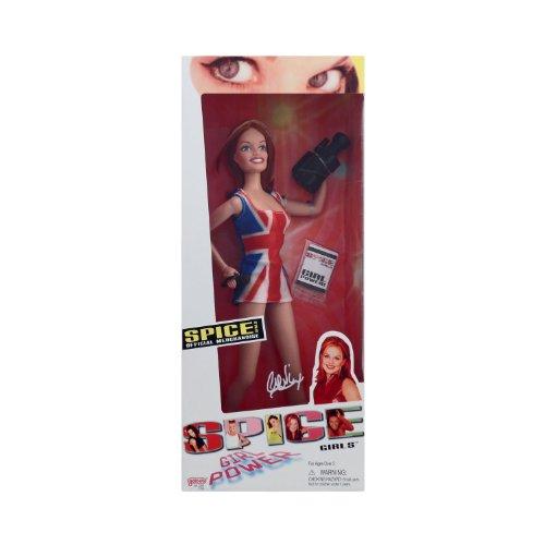 Spice Girls Girl Power Geri Ginger Spice - Spice Girl Doll