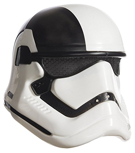Rubie's Star Wars Episode VIII: The Last Jedi, Child's Executioner Trooper 2-Piece Mask - Star Wars Stormtrooper Mask