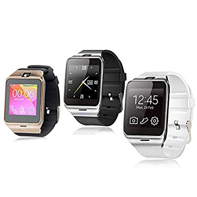 Singe Bluetooth Smartwatch NFC Waterproof Watch for Android Smartphones Samsung HTC Sony