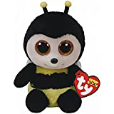 "TY Beanie Boos 6"" Buzby the Bee, Perfect Plush!"