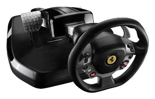 2NZ4988 - Thrustmaster Ferrari Vibration GT Cockpit 458 Italia Edition