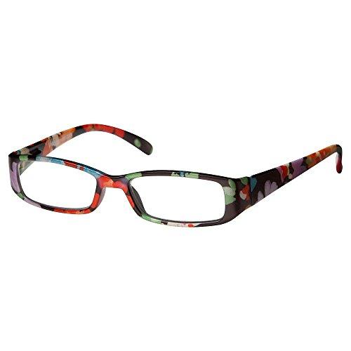 Eye Glasses Santa Barbara Women's Plastic retro fashion frame +3.00 - Santa Eyeglasses Barbara