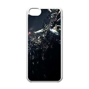 Energy Source IPhone 5C Cases, Iphone 5c Case for Girls Unique Design Okaycosama - White