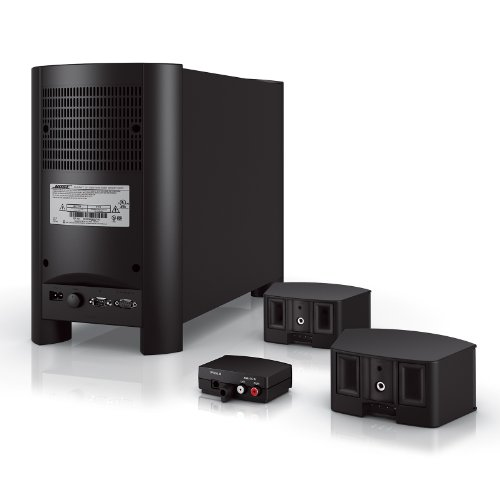 Best of Bose CineMate GS Series II Digital Home Theater Speaker System