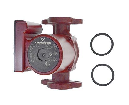 Grundfos UPS 15-58 FC Cast Iron Recirculation Pump with 35.6 Degree Low Temperat, N/A by Grundfos
