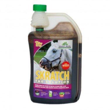 Global Herbs Skratch Syrup 1L