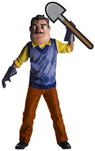 Rubie's Hello Neighbor Deluxe Child's Costume, Large]()