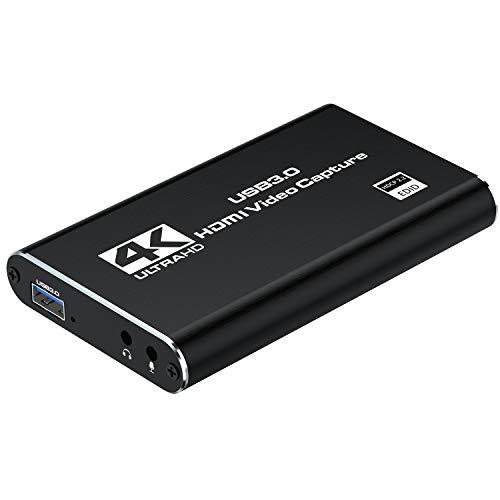 🥇 Tarjeta Grabación Video HDMI