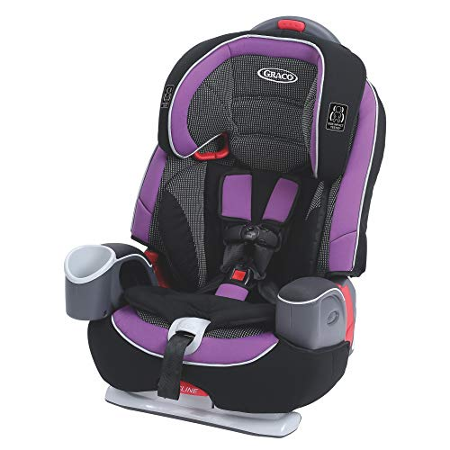Graco Nautilus 65 LX 3 in 1 Harness Booster Car Seat, Raquel