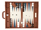 "Best Backgammon Sets - Backgammon Set-Premium Large 18"" Classic Board Game Travel Review"