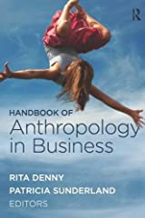 Handbook of Anthropology in Business Hardcover
