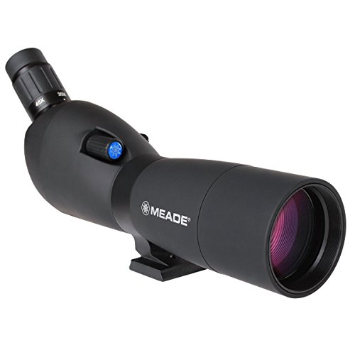 Meade Instruments 126000 Wilderness Spotting Scope - 15-45x65-mm (Black)
