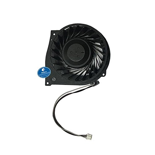 Sony Fan Ps3 Cooling - Rinbers Internal Cool Cooling Fan Replacement Part for Sony Playstation 3 PS3 Console Super Slim CECH-4000 CECH-40XX KSB0812HE DC12V 1.55A